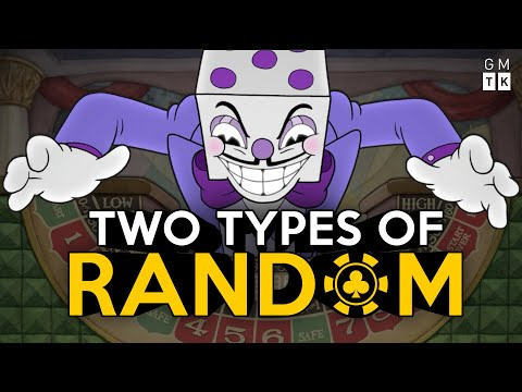 Games use two types of randomness. Which one is more fair?