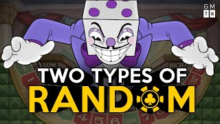 The Two Types of Random | Game Maker's Toolkit