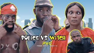 Download PVC Comedy - POLICE VS WITCH (PRAIZE VICTOR COMEDY TV )