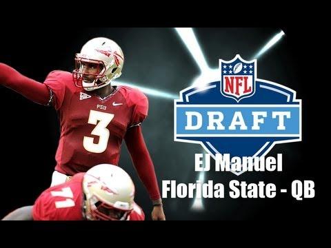 EJ Manuel - 2013 NFL Draft Profile