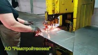 Аппарат для точечной сварки арматуры. АО