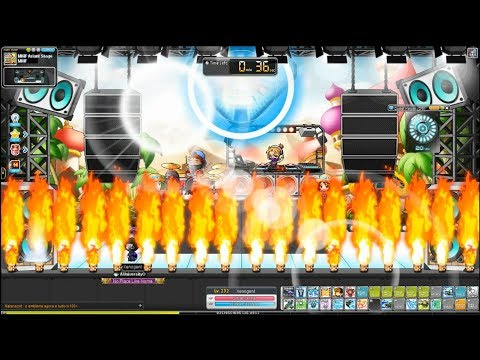 (Maplestory) MMF all stages no hit
