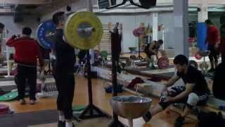 Ilya Ilyin Training 06 03 14 Poland