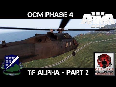 ArmA 3 - Operation Crimson Moon Phase 4 - Task Force Alpha - Part 2