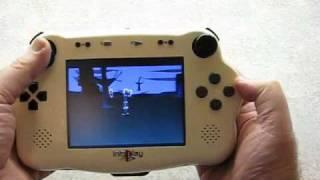 IntoPlay - Playstation 1 handheld portable