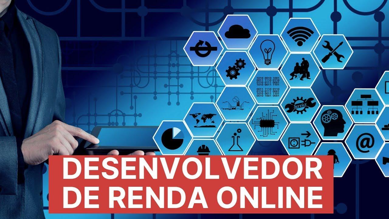 Desenvolvedor de Renda Online