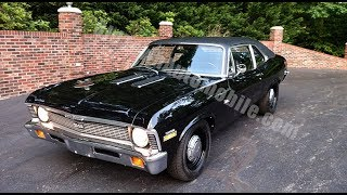 1971 Chevrolet Nova Recent Restoration for sale Old Town Automobile in Maryland