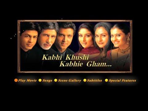 Bazen Nese Bazen Keder Kabhi Kushi Kabhie Gham 2001 Turkce Dublaj Hint Filmi Youtube