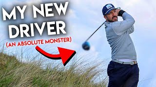 I got my NEW DRIVER and it's a MONSTER... | QFTO