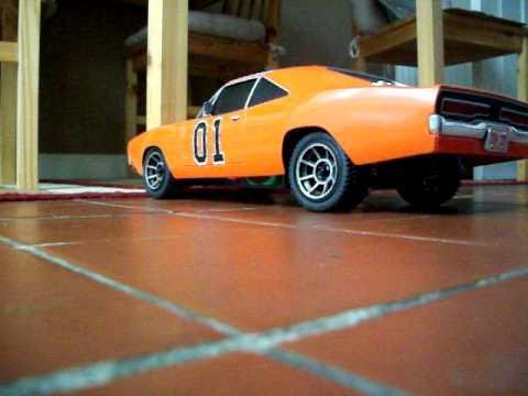 Rc General Lee Dukes Of Hazzard 1 10 Youtube