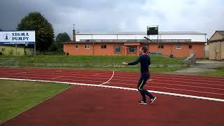 Radíkov na atletice 2018 - oštěp 2