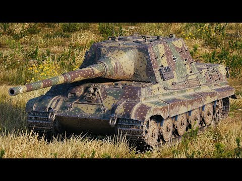 World of Tanks Jagdtiger - 6 Kills 9,1K Damage thumbnail