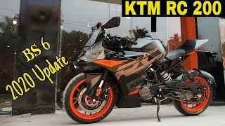 KTM RC200?? BS-6   Launched   Price, Features, Mileage, Specifications   PR Moto Vlogs