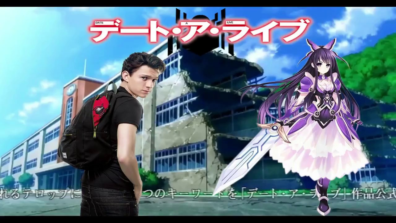 Spider-Man en Date a Live (Capitulo 2)