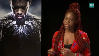 Melanmag.com meets Black Panther stars Lupita Nyong'o and Danai Gurira