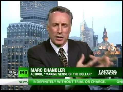 Marc Chandler on the Outlook for the Dollar, Euro and Yen in 2012