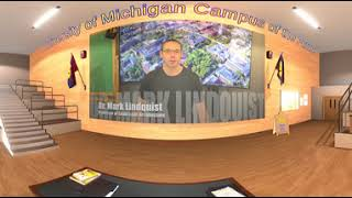 Campus of the Future Submission (360 video)  - The Virtual Reality Online Campus