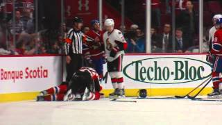 Gotta See It: Anderson viciously hacks Prust after spear