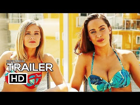 FIGHTING WITH MY FAMILY Official Trailer #2 (2019) Dwayne Johnson, Florence Pugh Movie HD