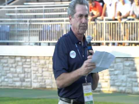Penn State Pep Rally- David Nevins Opening