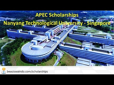 Singapore - Nanyang Technological University APEC Scholarships