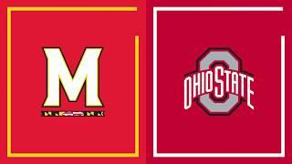 First Half Highlights: Ohio State at Maryland | Big Ten Basketball