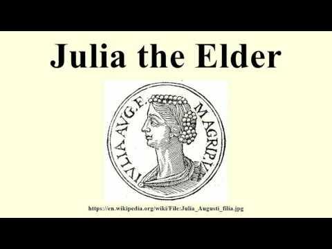 Julia the Elder