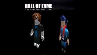 HALL OF FAME ROBLOX HALF