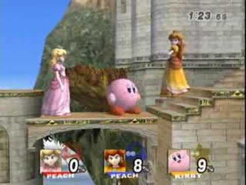 Kirby's Peanut Butter Jelly Time