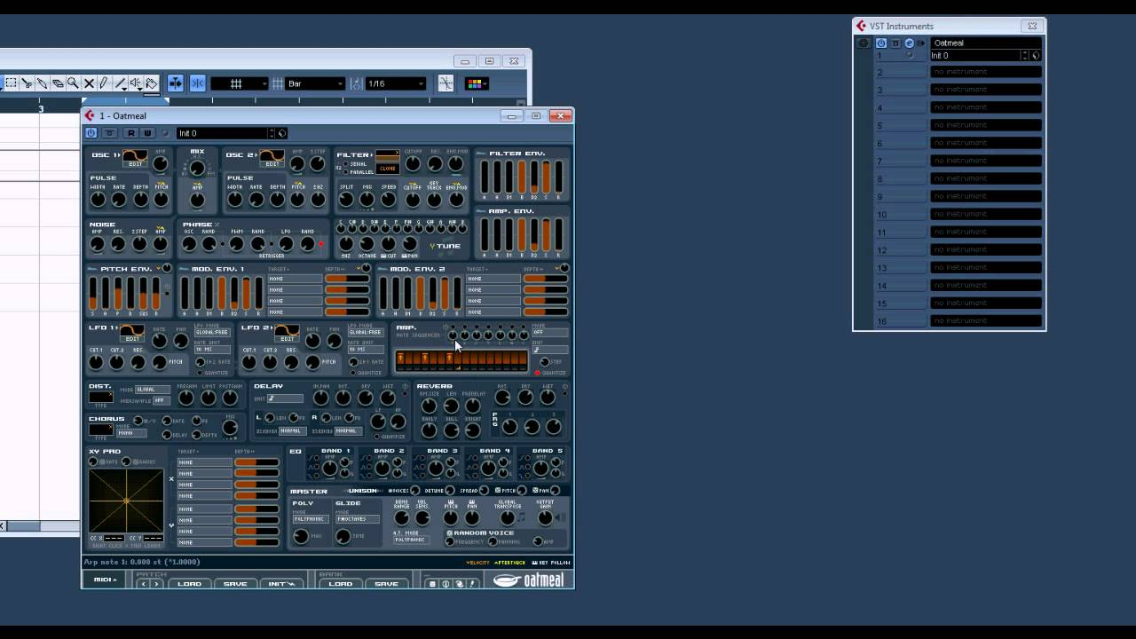 HOW TO CHANGE THE SKIN ON OATMEAL FREE SYNTHESIZER