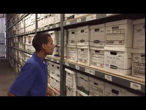 File Storage - Box Scan for File Retrieval