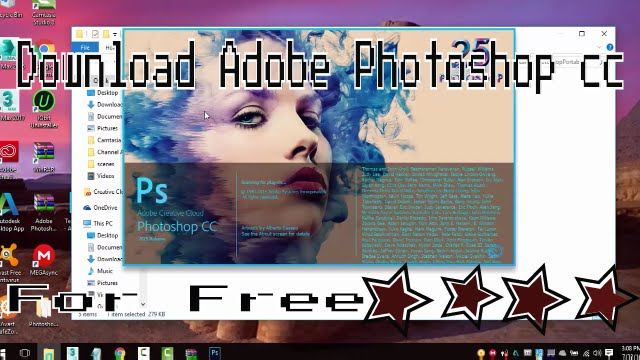 photoshop cc  free full version windows 10