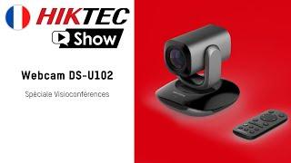 HIKVISION DS-U102 vidéo