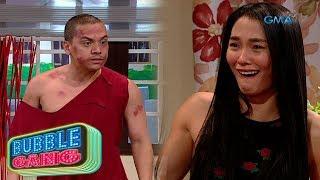 Bubble Gang: Lovely Abella, natakot kay Archie Alemania! | Bloopers