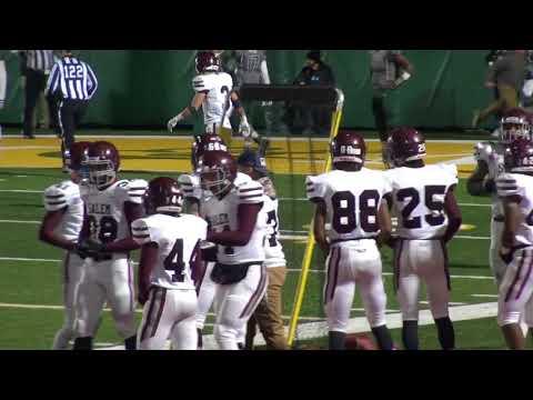 Salem Spartans vs Louisa County Lions 2017 Virginia 4A Football Championship- Second Half