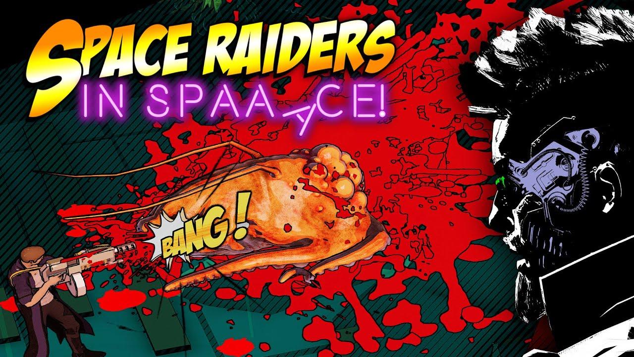 Space Raiders in Space - Bugocalypse starts 8 Dec 2020