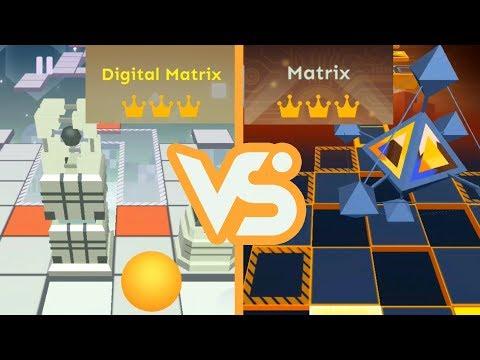Rolling Sky - Matrix VS Digital Matrix (Mix) | SHAvibe