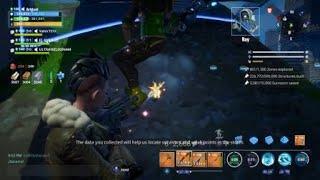 "Fortnite | Epic ""Mini-Boss"" bugged into terrain!"