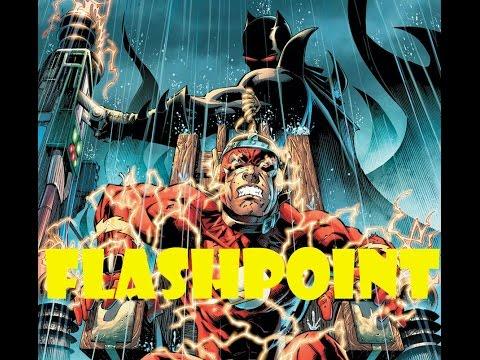 Flashpoint - Comic Narrado