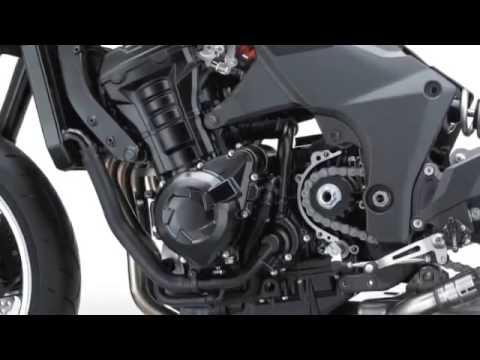 2012 Kawasaki Z 750 R Black Edition Photo Compilation