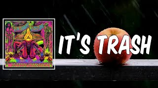 It's Trash (Lyrics) - Monster Magnet