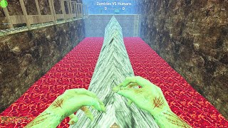 Counter-Strike: Zombie Escape Mod - ze_Rushed_Green_Fix on Indungi
