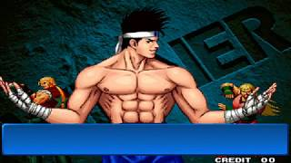 KOF 98 - Fatal Fury Team【TAS】