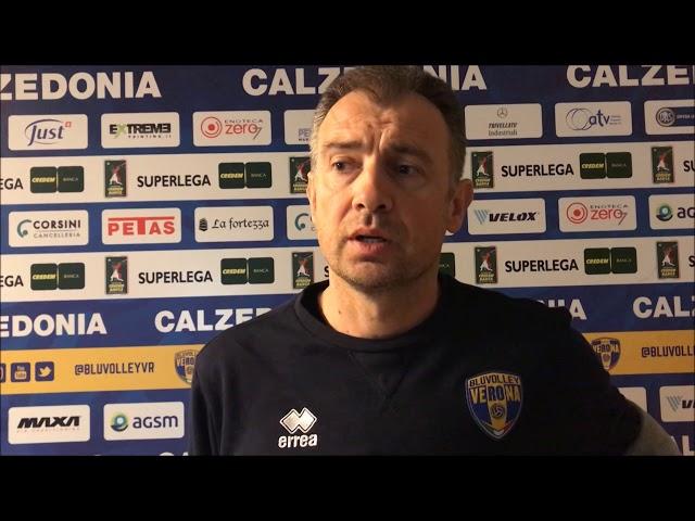 23 marzo 2019 - Nikola Grbic