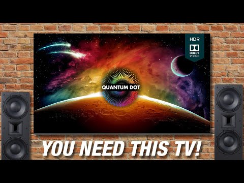"The 65"" Quantum Dot King Slayer 