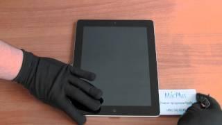 Ремонт iPad 3  замена стекла (тачскрина) (New iPad)(Инструкция по замене тачскрина iPad 3. http://macplus.ru/ --- ремонт техники Apple http://mac-parts.ru/ --- магазин запчастей Apple., 2012-06-29T12:33:26.000Z)