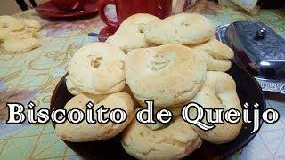 Biscoito Rápido de Queijo (por Fernando Couto)