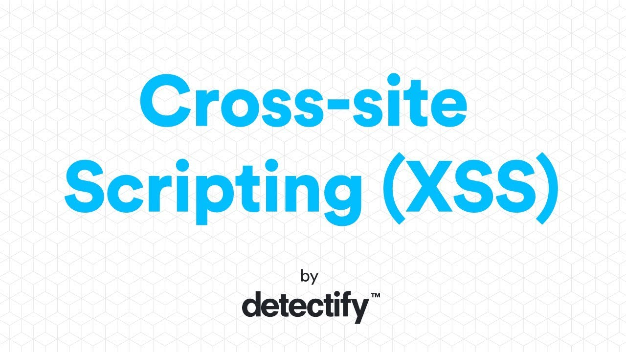 What is Cross-site Scripting (XSS) and how can you fix it
