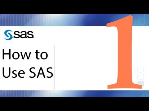 SAS Koujue - Statistical Software - Research Guides at
