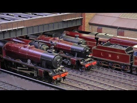 Manchester Model Railway Exhibition 2017